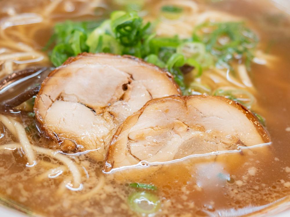さんいち:鶏白湯系らーめん 醤油