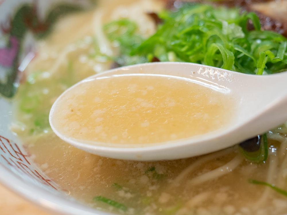 さんいち:鶏白湯系らーめん 塩