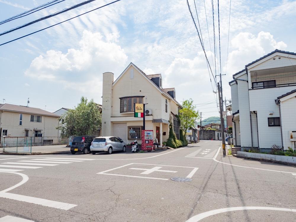 Aji-to:駐車場