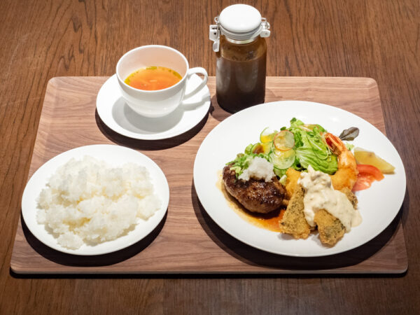洋食レストラン サンセール 〜 昔ながらの手づくりの味を大事に。気軽に楽しめる洋食がたくさん!