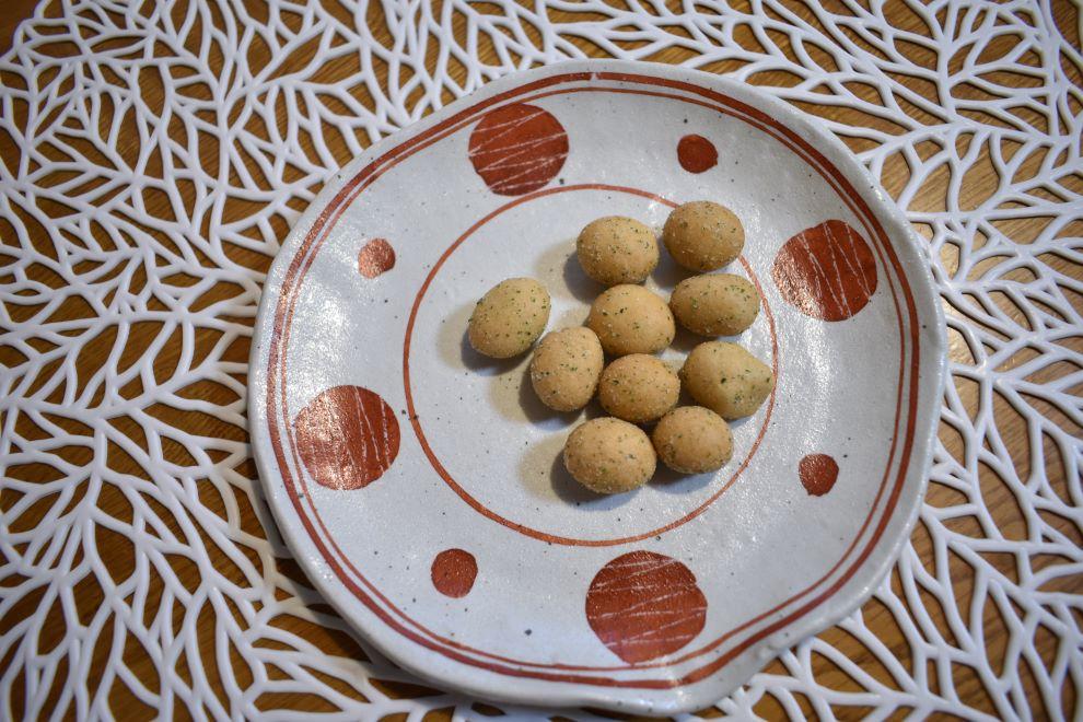 ペペロンチーノ豆