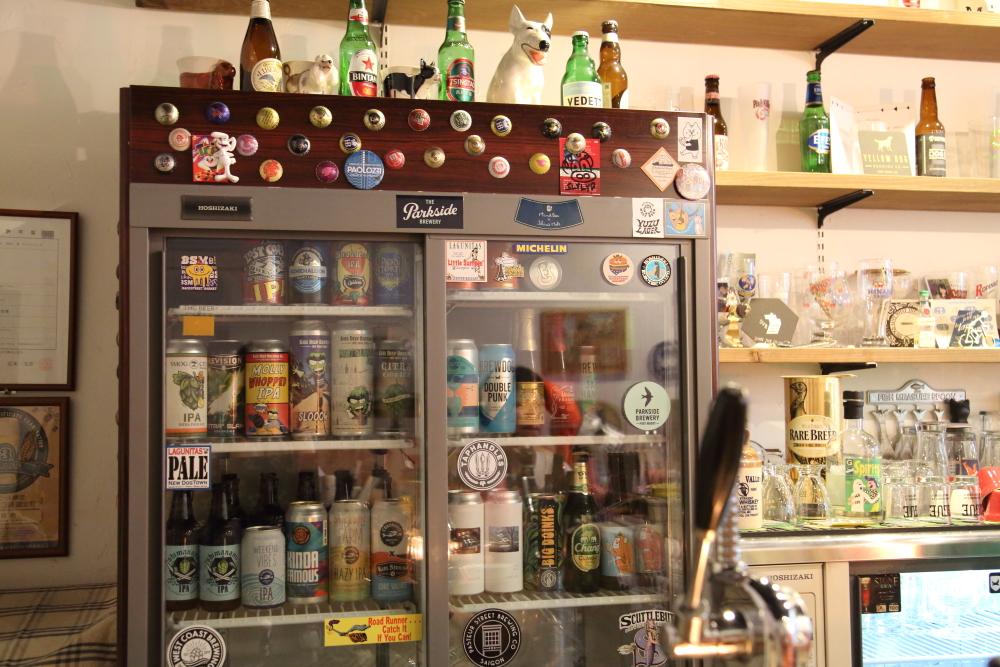Beer Bar a clue